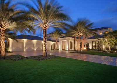 300 Key Palm Road - Dusk (1)