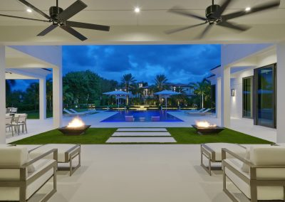 300 Key Palm Road - Dusk (10)