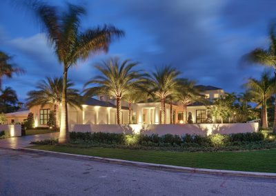 300 Key Palm Road - Dusk (2)