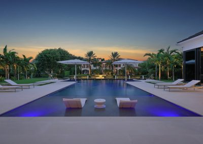 300 Key Palm Road - Dusk (6)